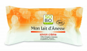 So'Bio Étic Mon Lait d'Ânesse Creamy Soap 100 g Pack of 4