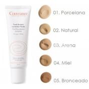 Avene Couvrance Fluid Makeup Sand 30 ml.