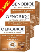 Oenobiol Tan Uniform and Bright Sun Glow