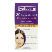 Evoluderm Cold Hair Removal Wax for Face and Bikini