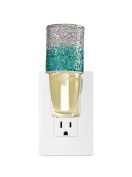 Bath and Body Works Wallflower Plug Unit Glitter Teal Ombre