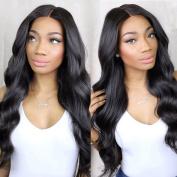 Pizazz Hair Brazilian Body Wave Human Hair Weave 3 Bundles 9a Unprocessed Virgin Brazilian Hair Bundles Natural Colour