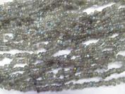4-8mm Labradorite Gemstone Freeform nuggets chips flashy labradorite jewellery Loose Beads 41cm Full Strand