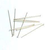 Imagine If...20 Pieces 14Kt Gold Filled Head Pins 24 Gauge 2.5cm