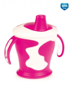 Haberman for CANPOL Babies, non spill cup with handles
