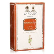 Yardley Sandalwood Luxury Soap (100g)