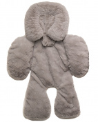 Little Unicorn Reversible Body Support - Grey