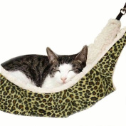 YunNaSi Cat Kitten Hanging Hammock Bed Pet Cat Cage Pad