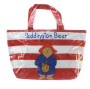 Best Ever Paddington Bear Vinyl Lunch Bag Red