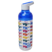 Cool Gear 710ml Plastic Tumbler with Twist-off Lid