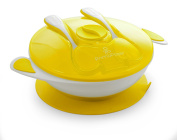Primo Passi Baby Suction Bowl with Utensils