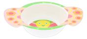 Tar Hong 20cm Melamine Butterfly Print Bowl for Children