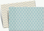 Parklon Design Cushion Mat Blue Raum