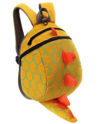 Baby Anti-lost Backpack with Leash, Kids Toddler Dinosaur Backpack Safety Harness Schoolbag