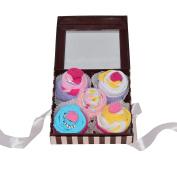 New Baby Clothing Cupcake Gift Set