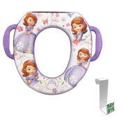Princess Sofia Soft Potty Seat with Toilet Tank Potty Hook