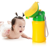 ONEDONE Baby Child Potty Portable Urinal Emergency Toilet for Camping Car Travel and Kid Potty Pee Training