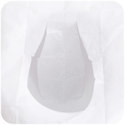 Qhome Disposable Paper Toilet Seat Covers 10 PCS for Pack