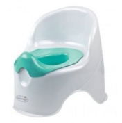 BEST PRICE Summer Infant Lil' Loo Potty, White/Green, Toliet Training