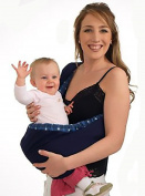 Baby Carrier - Comfortable Baby Sling Plus Nursing Cover For Breastfeeding