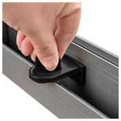 Inkach Creative Security Sliding Window Sash Lock Restrictor for Children Safety Gift