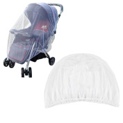 Baost Baby Carriage Insect Full Cover Baby Mosquito Net Baby Stroller Bed Netti