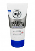 Magic Shave Bump Rescue Exfoliating Cleanser, 5 Fluid Ounce + FREE LA Cross Tweezers 71817
