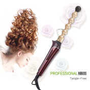 JungleArrow Rock N' Roller Curling Wand for Tousled Waves