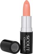 SCOUT Cosmetics Organic Lipstick With Orange, Jojoba, Vitamin E & Shea Butter Courage