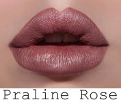 Lipsense PRALINE ROSE with cool undertones Starter Kit with MATTE gloss and oops remover