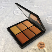 Cosmetics Cream Contour and Highlighting Makeup Kit - Contouring Foundation