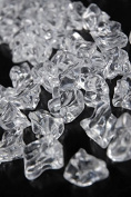 Decorative Ornaments Decor for Home Wedding Party, Clear Vase Gems Crystals 1.7kg 476-480 pieces
