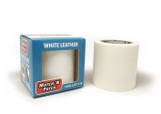 Match 'N Patch Realistic White Leather Repair Tape