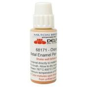 Orange Metal Enamel Pen - 30 ml