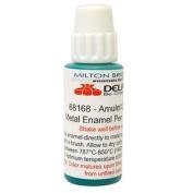Amulet Green Metal Enamel Pen - 30 ml