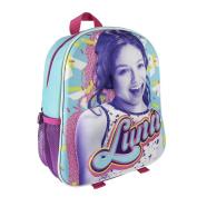 Soy Luna Children's Backpack, pink (pink) - 2100001976