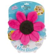 Pink Mini Bloom Soft Baby Bath Flower Scrubbie - Blooming Bath Wash Cloth by Blooming Bath