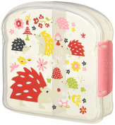 Sugarbooger Good Lunch Sandwich Box, Hedgehog