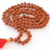 Rudraksha Japa Mala 108 + 1 Beads Best Quality Prayer Beads