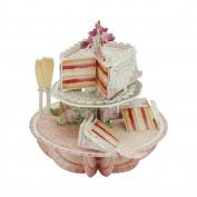 Santoro Pirouettes 3D Pop up Card, Wedding Cake
