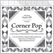 Corner Pop Quilting Template