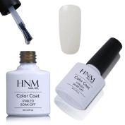 Gel Nail Polish, HNM UV LED Nail Polish Colour Lacquer Varnish Soak Off Nail Art Manicure 8ML Zillionaire
