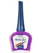MASGLO Nail Polish || PICARA ||- Made in COLOMBIA - Masglo Esmalte Para Uñas 13.5 ml NEW