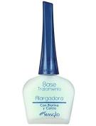 Masglo BASE ALARGADERA Polish Nail Colour Esmalte de uñas || Bases Tratamiento