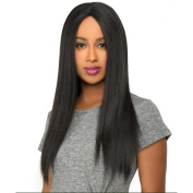 LH-GIGI (BRED) - The WIG Brazilian Human Hair Blend Invisible Deep Part Lace Front Wig
