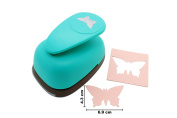 Butterfly Lever Action Craft Punch for Paper Crafting Scrapbooking Cards Arts DIY Project