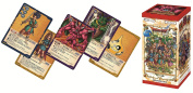 Dragon Quest Trading card game Booster Pack - Dragon Quest VI Maboroshi no Daichi hen - BOX