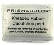 Prismacolor Kneaded Rubber Erasers (Small) [13 Pieces] - Product Description - Prismacolor Kneaded Rubber Erasers- Size