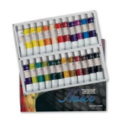 Nasco Watercolour Set of 24 - 0.4 oz. (12 ml) - Youth and After School Education Programme - 9728864