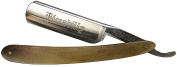 Shave Ready Boker Picadilly Straight Razor, 1.9cm , Carbon Steel, Horn Handle